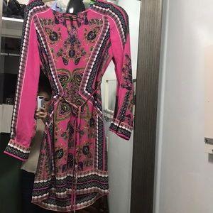 BCBGMAXAZRIA dress. Adorable!